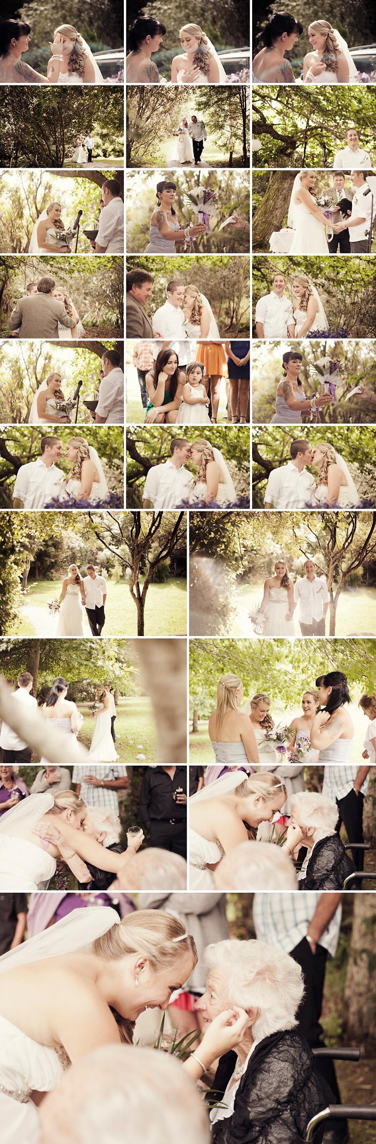 Raglan Wedding Photography - ceremony