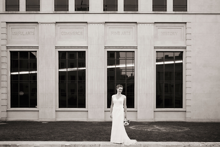 Wellington city art gallery wedding photography