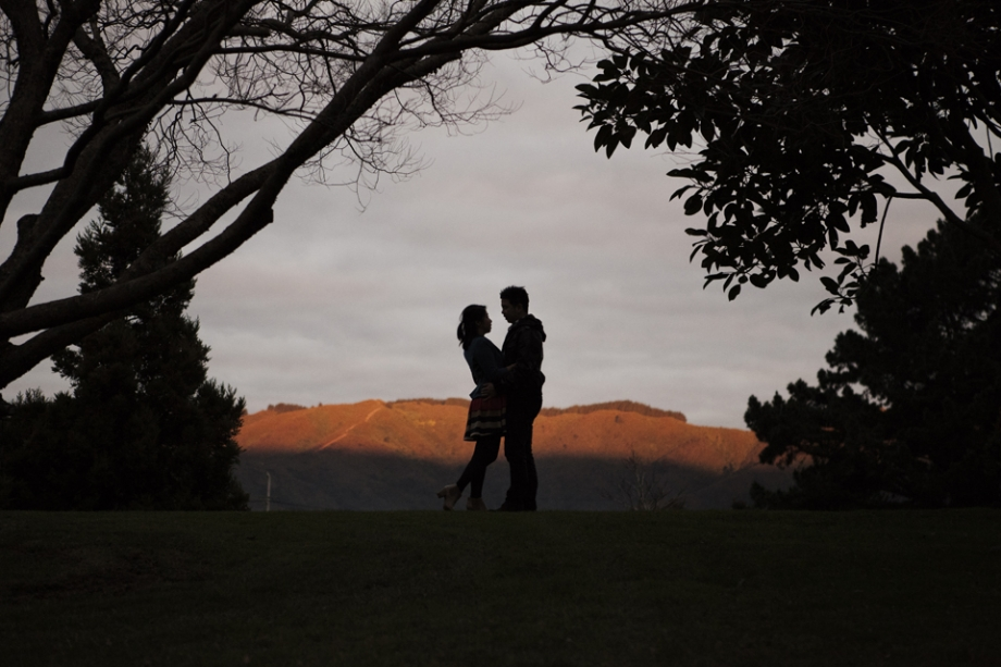 Hutt River engagement photographer