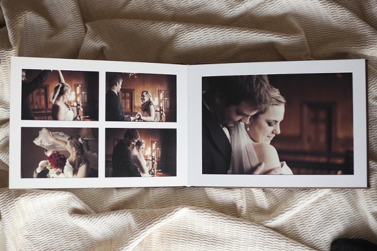 Queensberry Wedding Photo Album 006