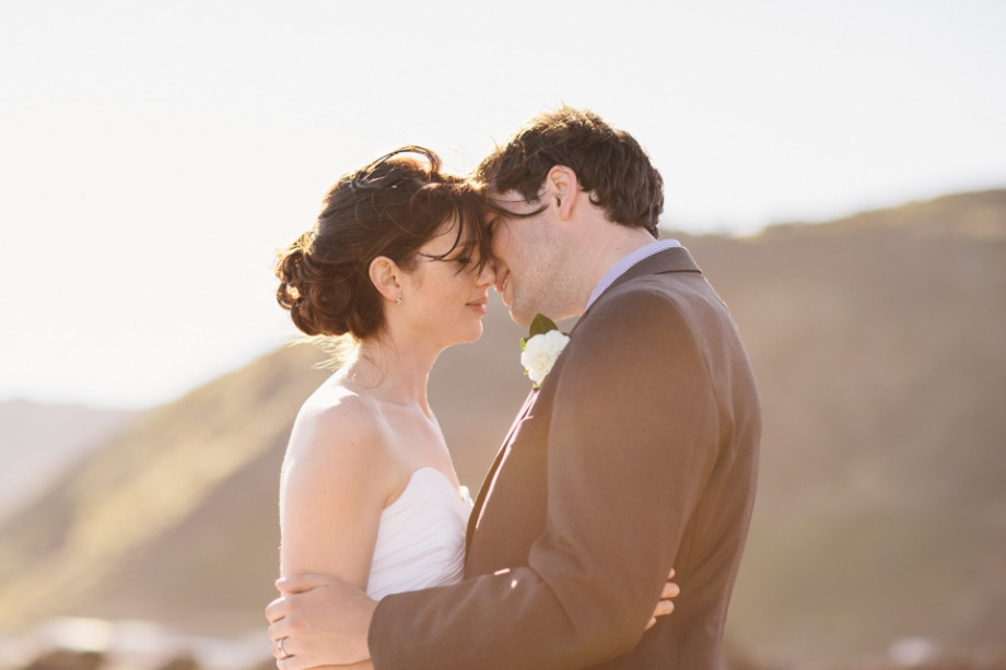 Island Bay Wellington Wedding Photography