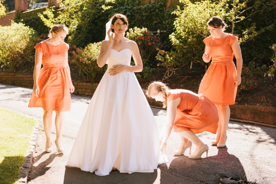 Wellington Botanic Gardens Wedding Photography