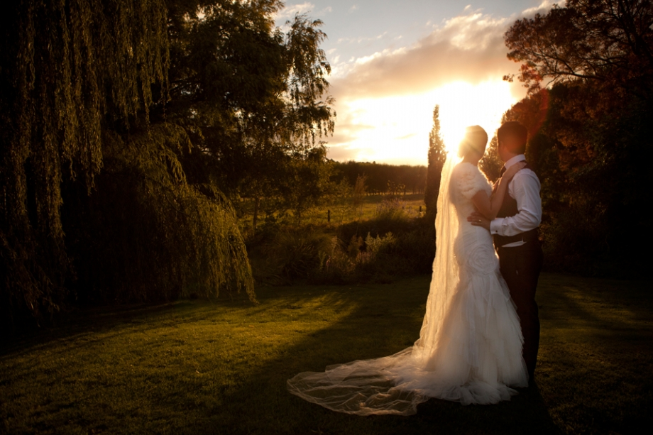 Award winning New Zealand wedding photographer