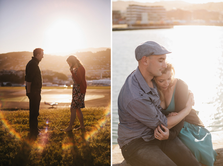 New Zealand Engagement Photography