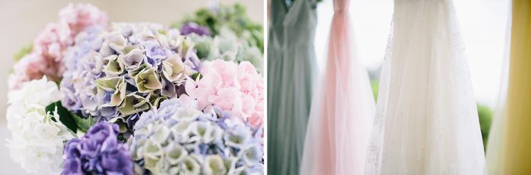 Pastel bridesmaids dresses New Zealand