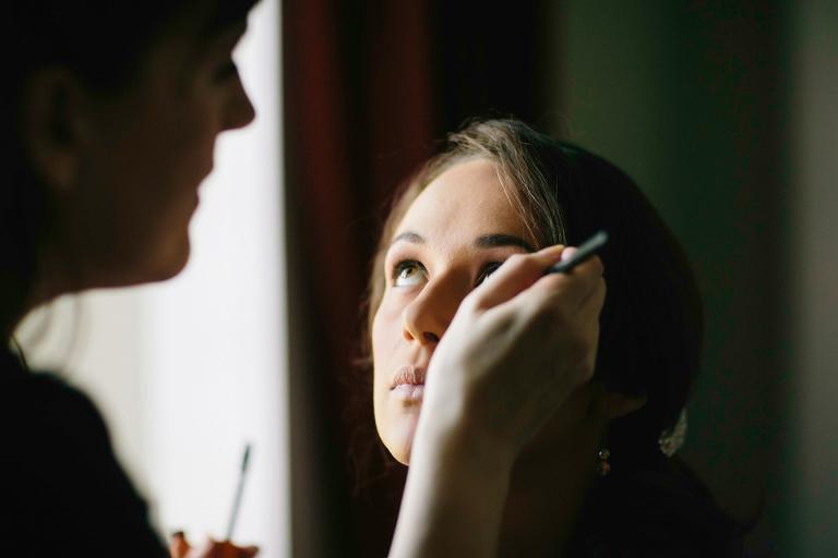 Tauranga wedding makeup artist