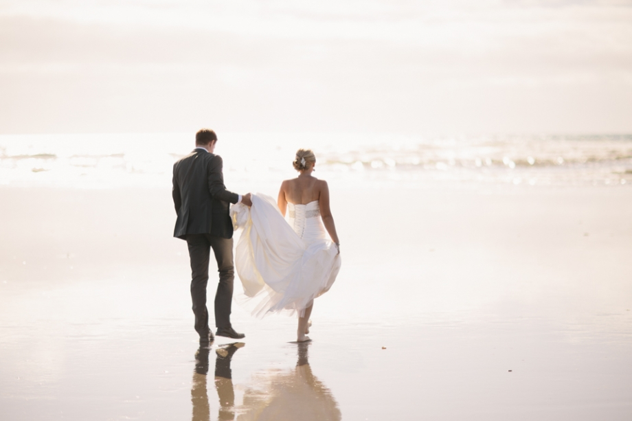 Te Horo beach Sudburys Wedding Bridal Party Photos