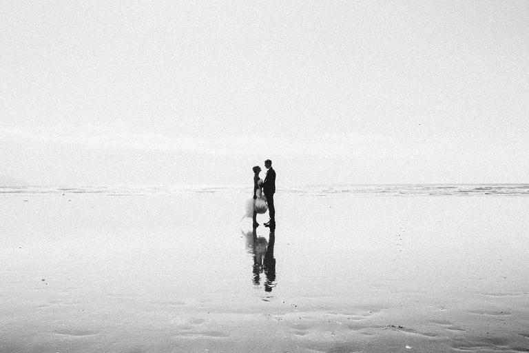 Te Horo Beach Wedding Photography