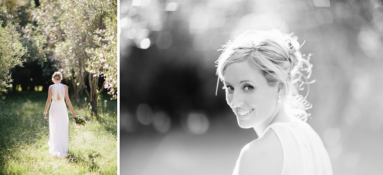 Olive Grove Orchard Bridal Photography Featherston