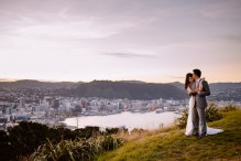 Mt Victoria Wedding Photography Wellington